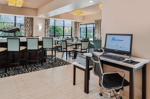 Hampton Inn Vero Beach, FL - Vero Beach - Business centre