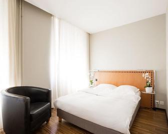 Art Déco Hotel Elite - Biel - Bedroom