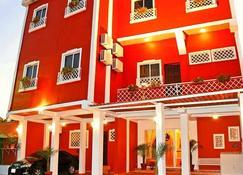 호텔 메를리오트 - Antiguo Cuscatlán - 건물