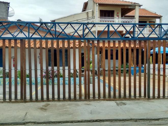 Pousada Edson - Caraguatatuba - Θέα στην ύπαιθρο