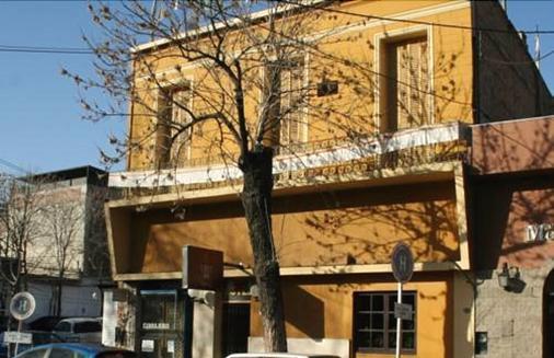 Tibet House - Mendoza - Θέα στην ύπαιθρο