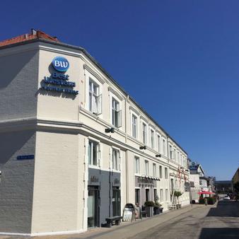 Best Western Hotel Herman Bang - Frederikshavn - Rakennus