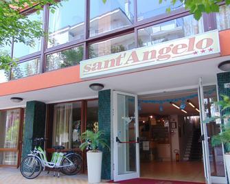 Hotel Sant'Angelo - Річчоне - Building