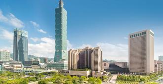 Grand Hyatt Taipei - Taipei - Außenansicht