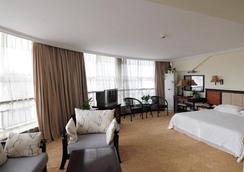 桂林麗晶大酒店 - 桂林 - 臥室