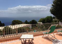 Hotel 4 Stagioni - Capri - Balcón