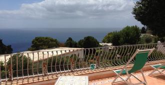 Hotel 4 Stagioni - Capri - Balcone