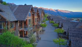 Commonage Villas - Queenstown - Building