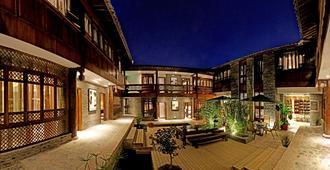 Liman Wenzhi No.1 Hotel Lijiang Ancient Town - Lệ Giang - Toà nhà