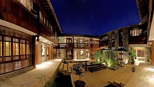 Lijiang Liman Wenzhi No.1 Hotel - Lijiang - Building