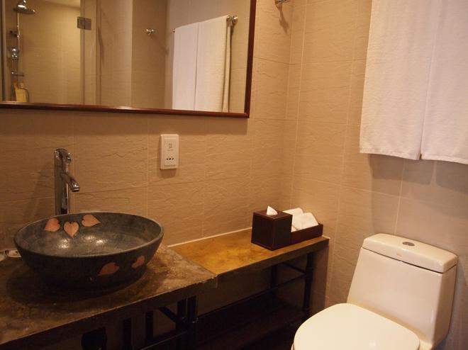 晉逸精品酒店 中環 - 香港 - 浴室