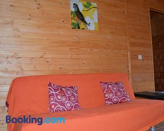 Apartamentos Turísticos Paraje San Ginés - Andújar - Wohnzimmer