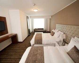 NM Lima Hotel - Lima - Bedroom