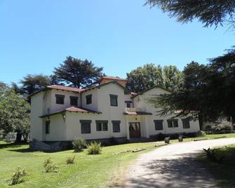 Pillahuinco Parque Hotel - Sierra de la Ventana - Gebouw