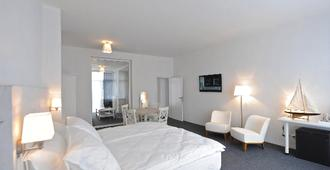 Avenue Beach Hotel - אוסטנד - חדר שינה