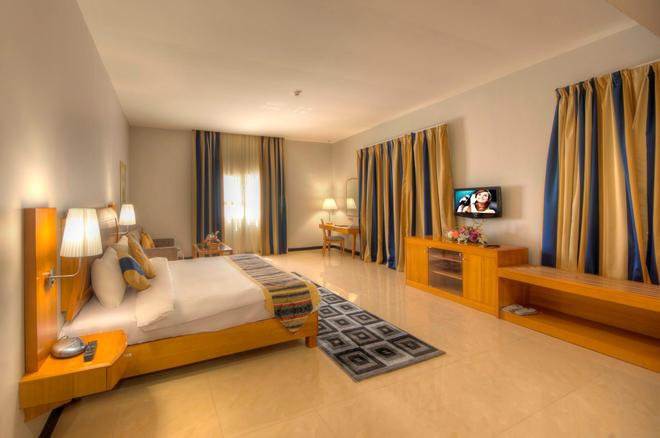 Grand Square Stay Hotel Apartments - Dubai - Bedroom