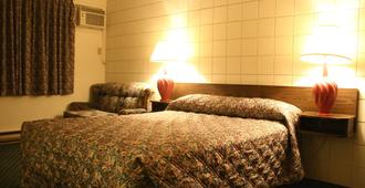 Best Continental Motel - Hope - Bedroom