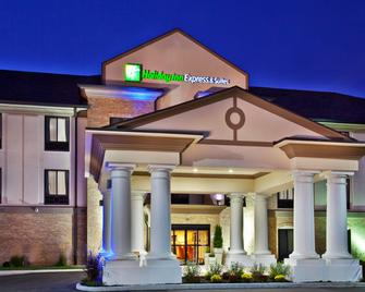 Holiday Inn Express Hotel & Suites Crawfordsville - Crawfordsville - Building
