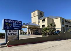 Galveston Beach Hotel - Galveston - Edificio
