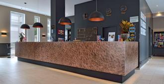 Best Western Hotel am Spittelmarkt - Berlin - Front desk