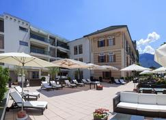 Hotel La Meridiana, Lake & Spa - Ascona - Patio