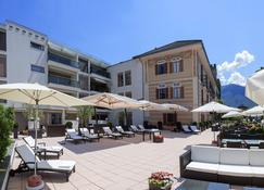 Hotel La Meridiana, Lake & Spa - Ascona - Building