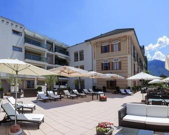 Hotel La Meridiana, Lake & Spa - Ascona - Patio