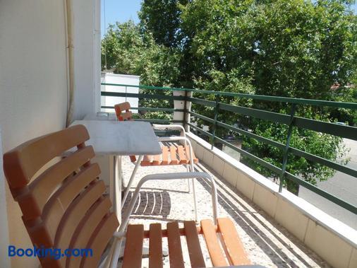 Hotel Inomaos - Olympia - Balcony