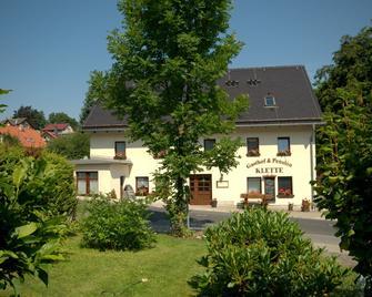 Pension Gasthof Klette Oybin - Oybin - Gebäude