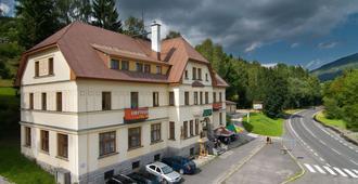 Chata Labska - Špindlerův Mlýn - Edificio
