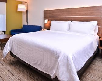 Holiday Inn Express Hotel & Suites Tampa-Anderson Rd/Veteran - Tampa - Bedroom