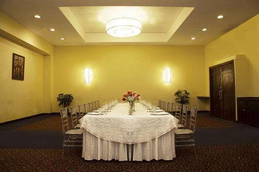 Conquistador Hotel and Conference Center - Ciudad de Guatemala - Banquet hall