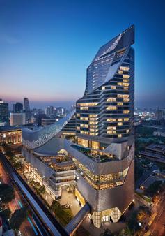 Park Hyatt Bangkok - Bangkok - Rakennus