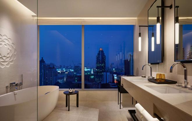 Park Hyatt Bangkok - Бангкок - Ванная
