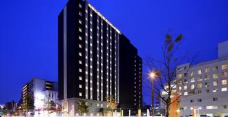 هوتل مونتي هيرمانا فوكوكا - فوكوكا - مبنى