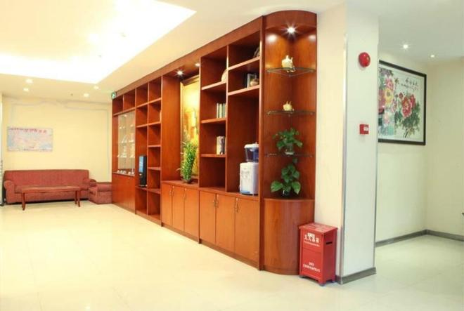 Hanting Express Shenzhen Bao'An Airport Fuyong Branch - Shenzhen - Recepción