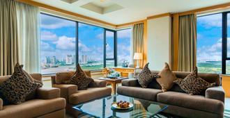 Renaissance Riverside Hotel Saigon - Cidade de Ho Chi Minh - Sala de estar