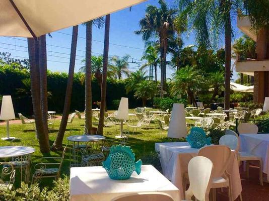 Hotel Caparena - Taormina - Juhlasali