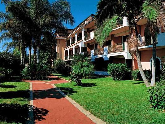 Hotel Caparena - Taormina - Rakennus