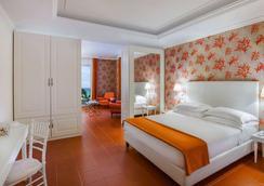 Hotel Caparena - Taormina - Makuuhuone