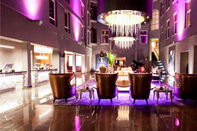 Clarion Hotel Ernst - Kristiansand - Lobby