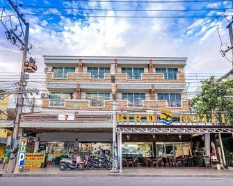 Bird Hotel - Bang Saen - Bâtiment