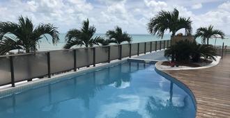 Mirador Praia Hotel - נאטאל - בריכה