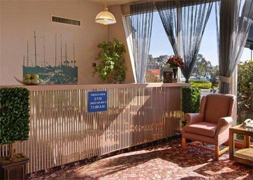 Rodeway Inn Alameda - Alameda - Lobby