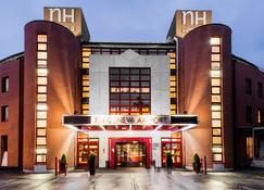 新罕布什爾州日內瓦機場酒店 - 梅漢 - 梅林 - 建築
