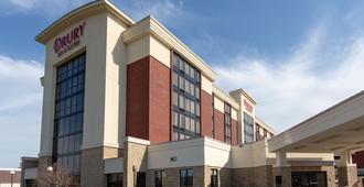 Drury Inn & Suites Kansas City Overland Park - Overland Park - Toà nhà