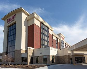 Drury Inn & Suites Kansas City Overland Park - Оверленд-Парк - Здание