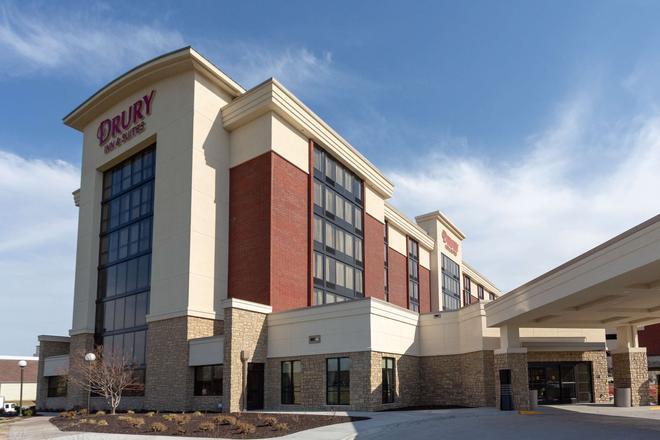 Drury Inn & Suites Kansas City Overland Park - Overland Park - Building