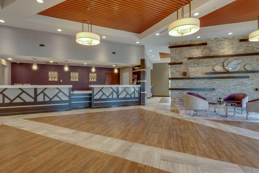 Drury Inn & Suites Kansas City Overland Park - Overland Park - Front desk