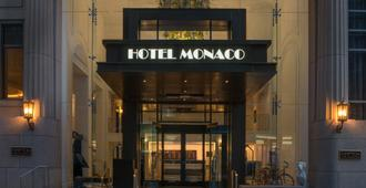 Kimpton Hotel Monaco Pittsburgh - Pittsburgh - Building